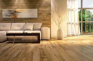 Gạch vân gỗ có thể ốp tường mọi vị trí