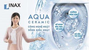 Cong nghe Aqua Ceramic