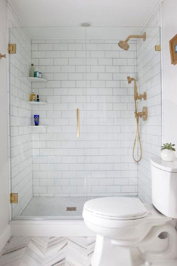 Hãy quan tâm đến sen tắm âm tường